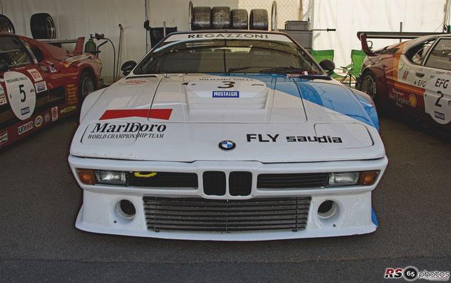 BMW M1 Procar (1979) - Le Mans Classic 2018