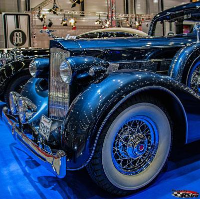Packard 8 @Retro Classics Stuttgart 2018