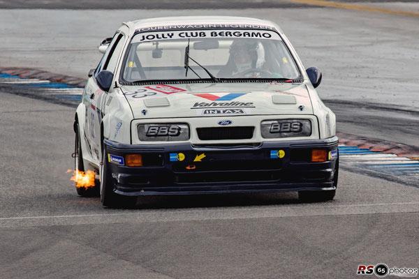 Ford Sierra Cosworth WTCC - Peter Kohl - Hockenheimring 2020