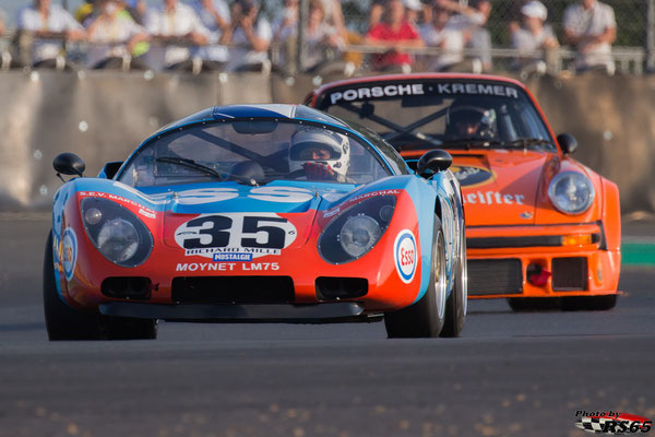 Moynet LM 75 - Le Mans Classic 2018
