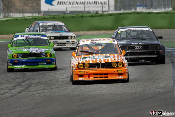 BMW M3 E30 - Michael Menden - FHR Spring Classic - Hockenheimring 2021