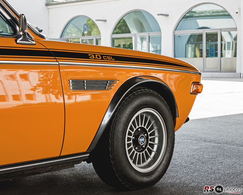 BMW Group Classic - BMW 3.0 CSL