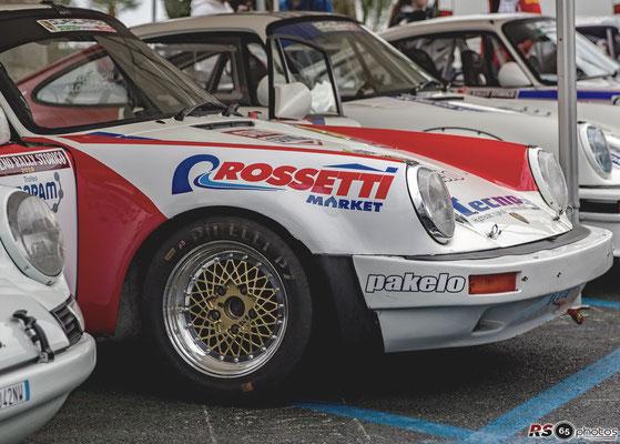 Porsche 911 SCRS - Sanremo Rallye Storico 2019