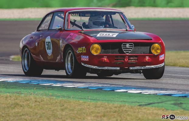 Alfa Romeo GT Am - Thomas Reips - Alfa Romeo Challenge - Preis der Stadt Stuttgart 2020 - Hockenheimring