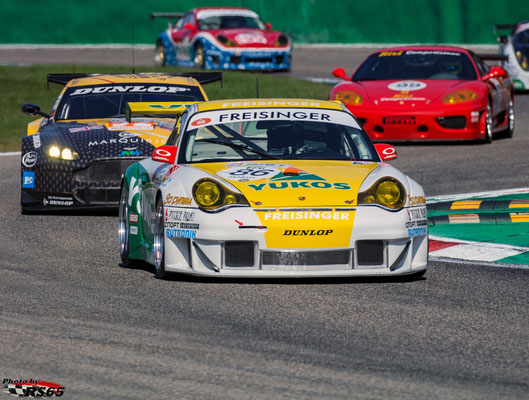 Porsche 996 GT3 RSR - Monza Historic 2019 - Peter Auto