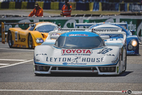 Toyota 85C - Group C Racing
