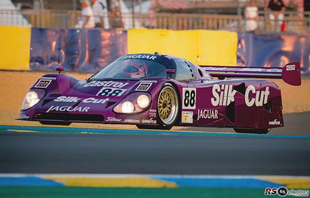 Jaguar XJR-12- Group C Racing