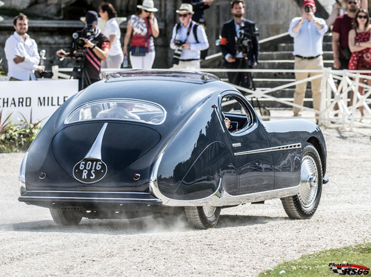 Talbot Lago T26 GS - Chantilly Arts & Elegance Richard Mille 2019