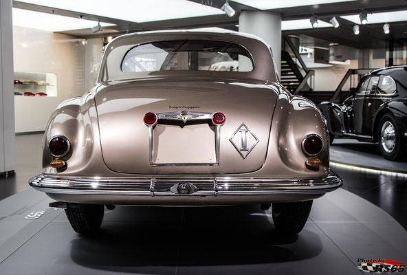 Alfa Romeo 6C 2500 Super Sport Villa D'Este - Alfa Romeo Museum