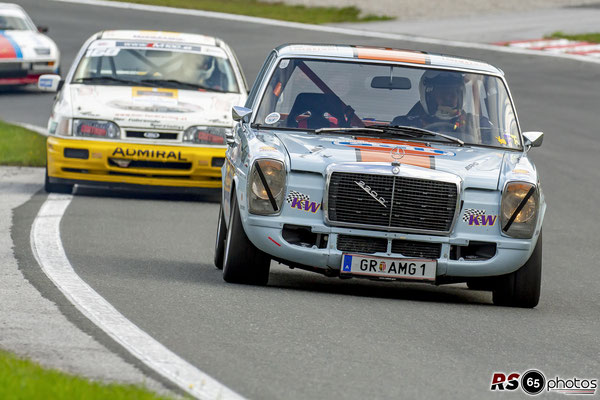 Mercedes 280 SE/8 - Günther Nebel - Histo Cup - Bosch Race - Salzburgring 2021