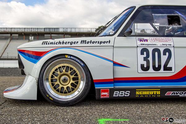 BMW 2002 - Minichberger Motorsport