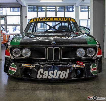 BMW 3.0 CSL - Luigi Racing