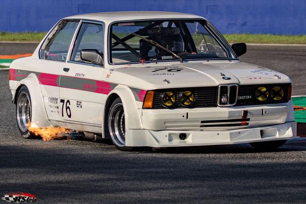 BMW 323 i - Monza Historic 2019