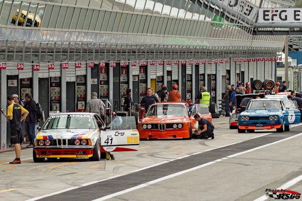 Heritage Touring Cup - Monza Historic 2019
