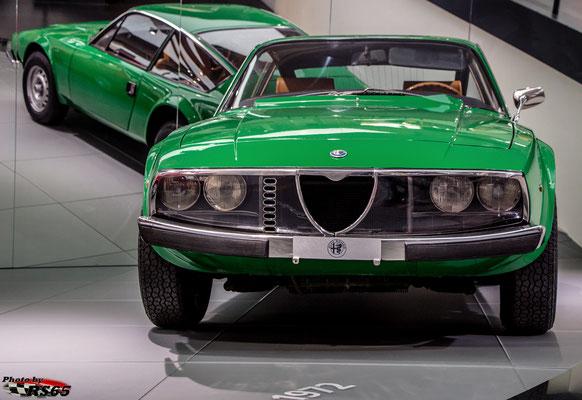 Alfa Romeo 1600 Junior Z - Alfa Romeo Museum