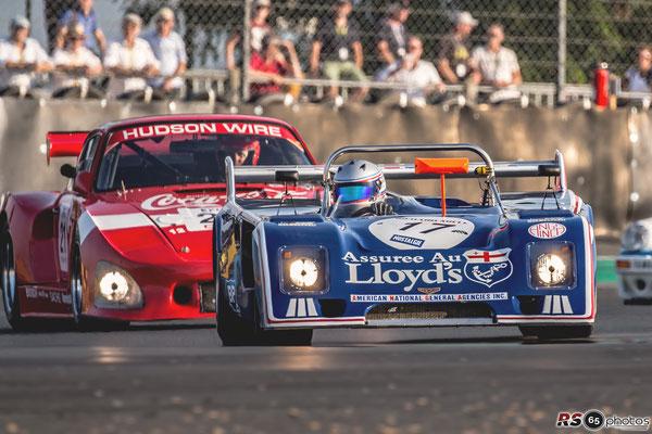 Chevron B31 BDG - Le Mans Classic 2018