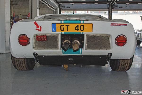 Ford GT 40 - Preis der Stadt Stuttgart 2020 - Hockenheimring