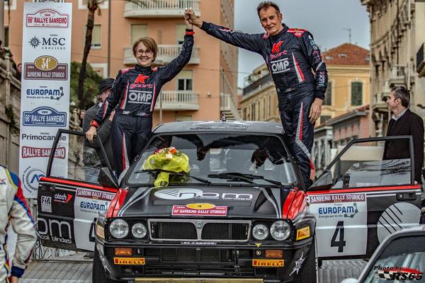 Sanremo Rally Storico 2019