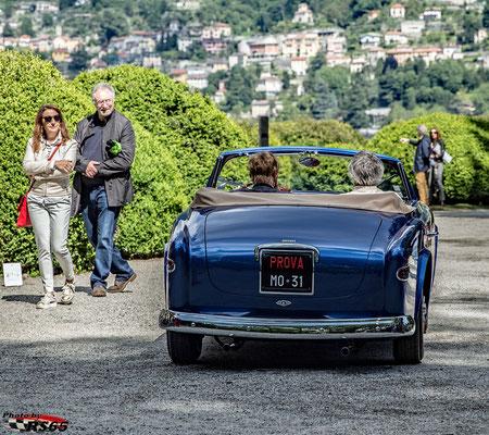 Ferrari 342 America - Concorso D'Eleganza Villa D'Este 2019