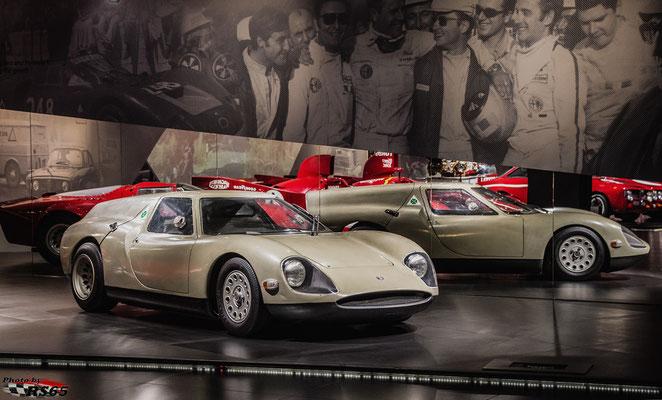 Alfa Romeo Scarabeo - Alfa Romeo Museum