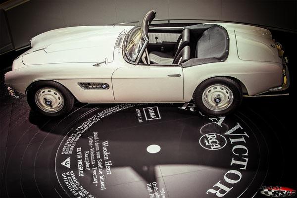 Elvis Presley BMW 507 Roadster