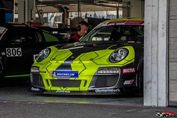 P9 Challenge - Porsche 997 GT3 Cup MK II - Preis der Stadt Stuttgart 2018 - Hockenheimring
