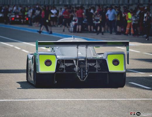 Mercedes Benz C11 - Group C Racing