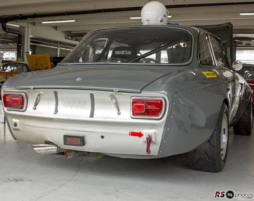 Alfa Romeo GT Am - Formula GT München - HTGT