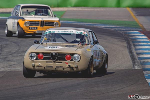Alfa Romeo GT Am - Malte Fromm/Peter Praller - Dunlop Historic Endurance Cup - Preis der Stadt Stuttgart 2020 - Hockenheimring
