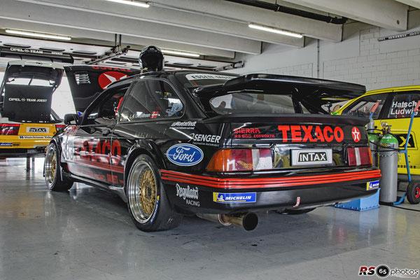 Ford Sierra RS 500 Cosworth DTM - Leif Christensen - Hockenheimring 2020