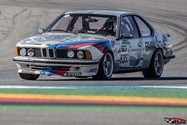 BMW 635 CSI-Martin Fränkel-VFV GLPpro-Preis der Stadt Stuttgart 2019-Hockenheimring