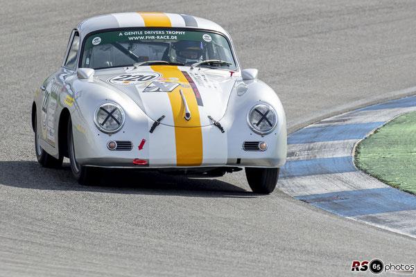 Porsche 356 - Stefan Eckert - FHR Spring Classic - Hockenheimring 2021