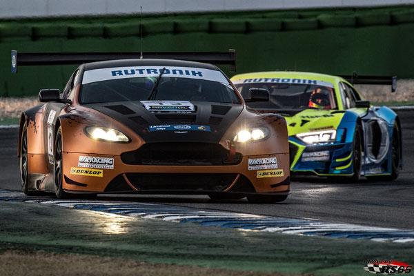 Aston Martin Vantage GT3-Timo Scheibner-DMV GTC-Preis der Stadt Stuttgart 2019-Hockenheimring
