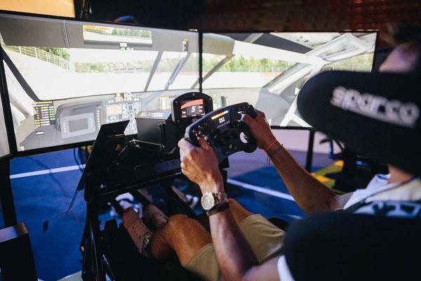 ADAC SimRacing EXPO, ADAC Digital GT500, Bruno Spengler, BMW Team Green Hell, Sim-Racing, Gaming, BMW M8 GTE