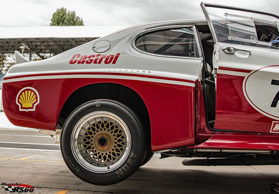 Ford Capri 2600 RS - Heritage Touring Cup - Monza Historic 2019