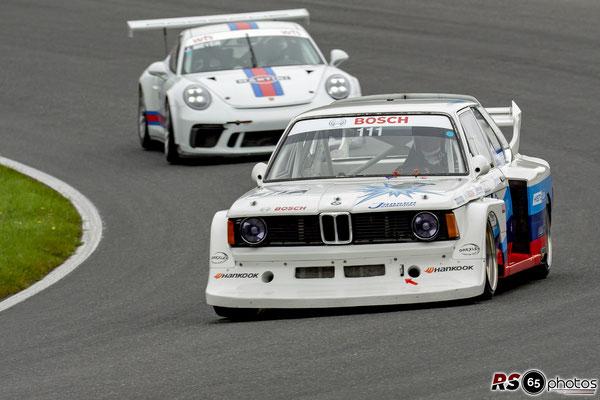 BMW 320 Gr.5 - Georg Steffny - Histo Cup - Bosch Race - Salzburgring 2021