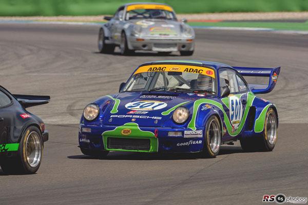 Porsche Carrera RSR - Eddy Althoff - Youngtimer Trophy - Preis der Stadt Stuttgart 2020 - Hockenheimring