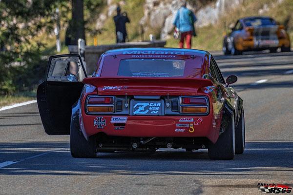 Datsun Fairlady Z - Rossfeldrennen 2018