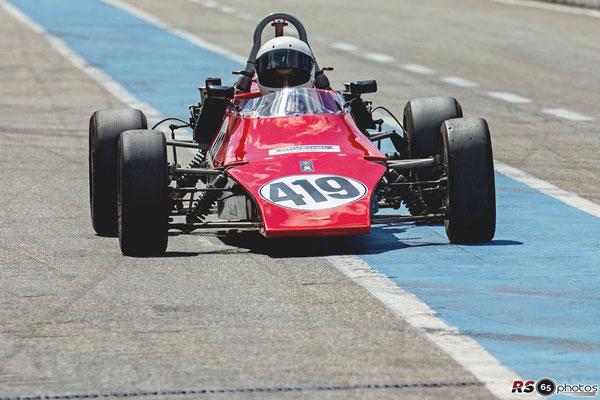 Lola - Robin Kluth - Formel Vau Europa - Preis der Stadt Stuttgart 2020 - Hockenheimring