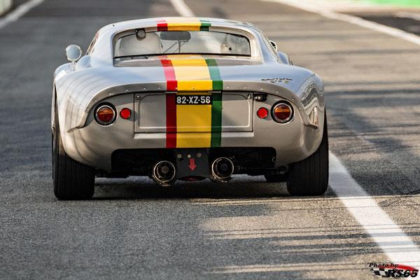 Porsche 904 GTS - The Greatest's Trophy - Monza Historic 2019