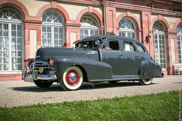 15. Classic-Gala Schwetzingen Internat. Concours d'Elegance 2019
