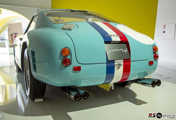 Ferrari 250 GT Berlinetta - Enzo Ferrari Museum Modena