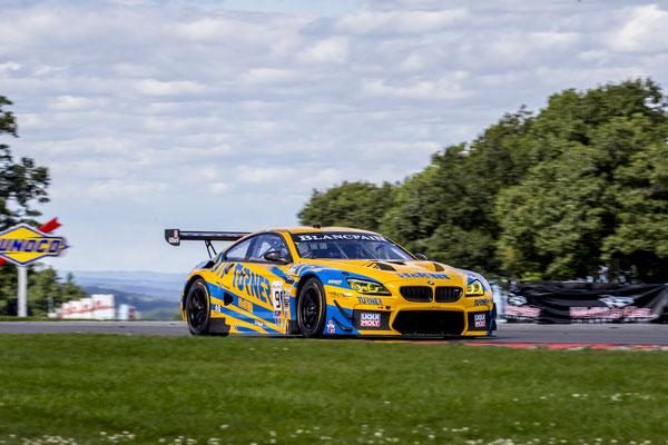 GT World Challenge America, BMW M6 GT3, Turner Motorsport.