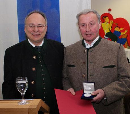 Langjähriger Vorstand im Wasserbeschaffungsverband Neukirchen