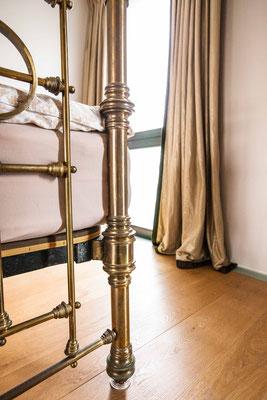 Schlafzimmer-Vorhänge
