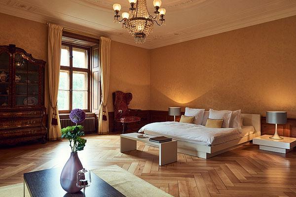 Schlafzimmer-Einrichtung