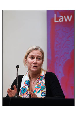 Amanda Pinto at :CISD Annual Law Lecture at SOAS 7.3.17