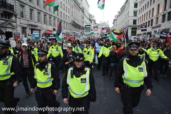Justice Now ! Make it right for Palestine, National Demonstration, London 4.11.17
