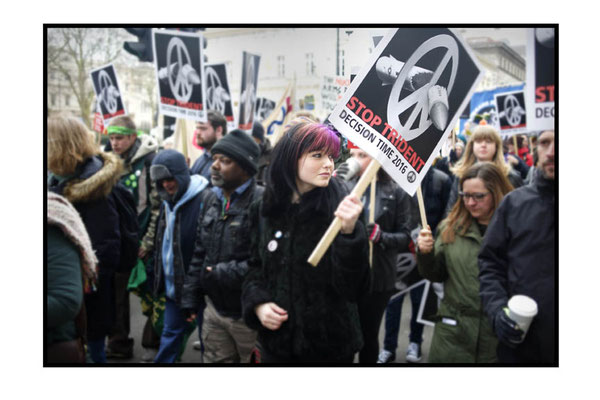 Stop Trident, London, 27.2.16
