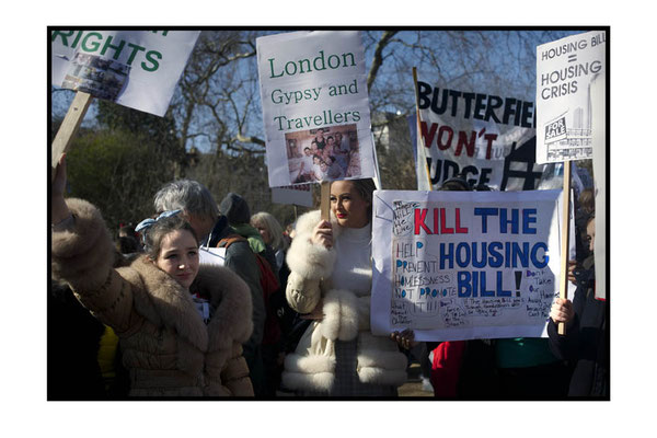 Kill The Housing Bill, London 13.3.16